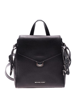 Michael Kors: backpacks - Bristol leather backpack