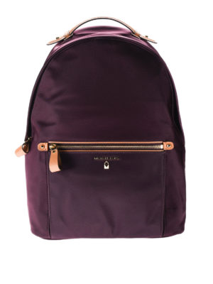 Michael Kors: backpacks - Kelsey nylon backpack