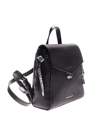 Michael Kors: backpacks online - Bristol leather backpack