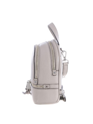 Michael Kors: backpacks online - Rhea extra small leather backpack