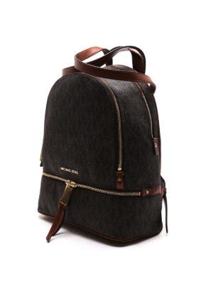 Michael Kors: backpacks online - Rhea signature small backpack