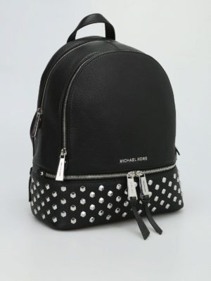 Michael Kors: backpacks online - Rhea studded backpack