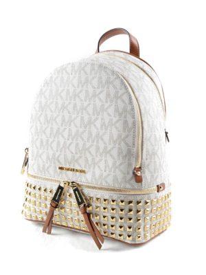 Michael Kors: backpacks online - Rhea studs backpack