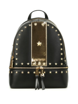 Michael Kors: backpacks - Rhea star studded backpack