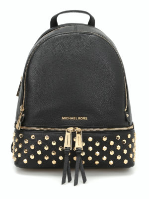 Michael Kors: backpacks - Rhea studded backpack
