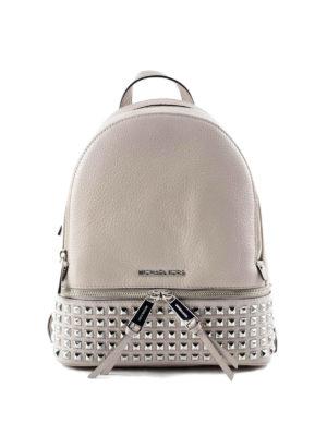 Michael Kors: backpacks - Rhea studded medium backpack