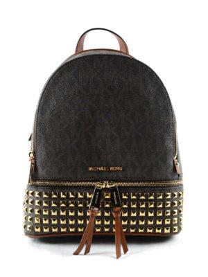 Michael Kors: backpacks - Rhea studs backpack