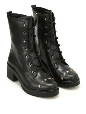 Michael Kors: boots online - Cody military combat ankle boots