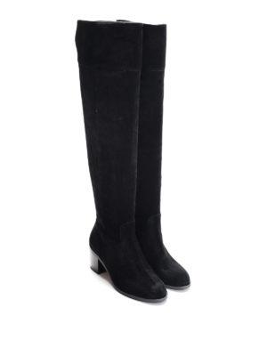 Michael Kors: boots online - Paulette suede boots