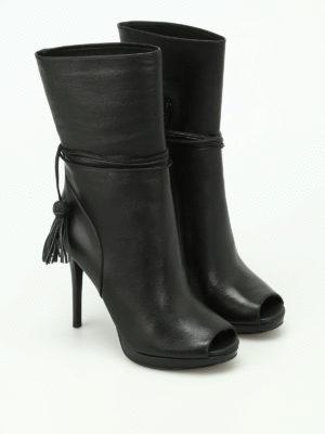 Michael Kors: boots online - Rosalie open toe boots