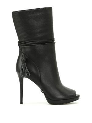 Michael Kors: boots - Rosalie open toe boots
