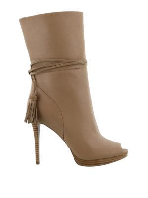 MICHAEL KORS: stivali - Stivali open toe Rosalie