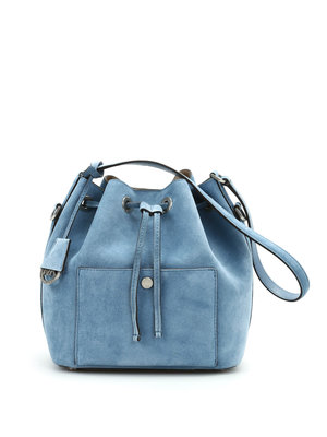 Michael Kors: Bucket bags - Greenwich suede bucket bag