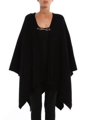 Michael Kors: Capes &  Ponchos online - Wool and cashmere cape