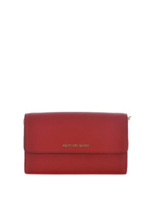 Michael Kors: Cases & Covers - Jet Set Travel red smartphone case