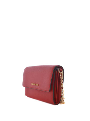 Michael Kors: Cases & Covers online - Jet Set Travel red smartphone case
