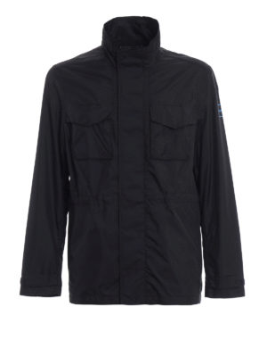 Michael Kors: casual jackets - Travel engineered black jacket