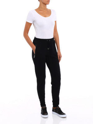 Michael Kors: casual trousers online - Viscose jersey trousers