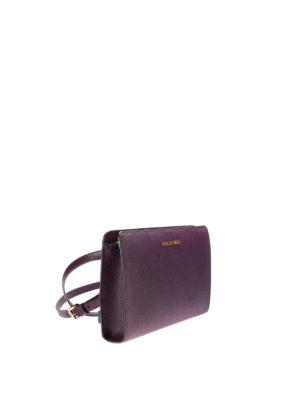 Michael Kors: clutches online - Jet Set Travel L leather clutch