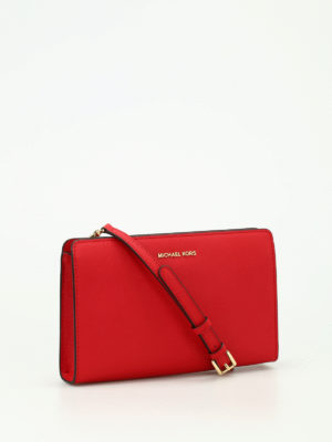 Michael Kors: clutches online - Jet Set Travel large clutch