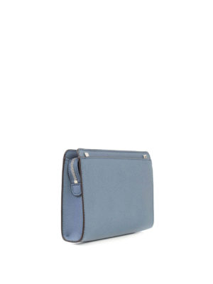 Michael Kors: clutches online - Jet Set Travel saffiano clutch