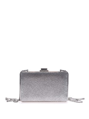Michael Kors: clutches - Pearl leather clutch