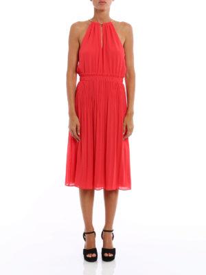 Michael Kors: cocktail dresses online - Halter neck dress