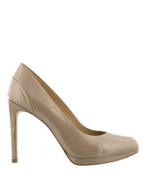 MICHAEL KORS: scarpe décolleté - Décolleté Antoinette in vernice