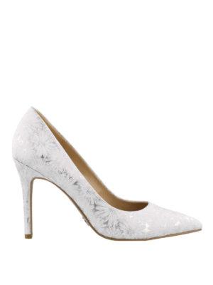 MICHAEL KORS: scarpe décolleté - Décolleté Claire con fiori goffrati