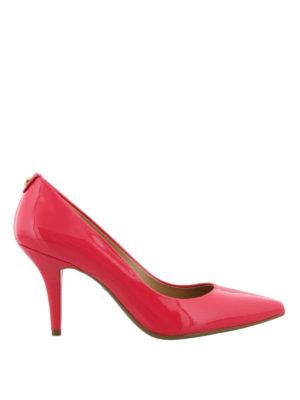 MICHAEL KORS: scarpe décolleté - Décolleté rosa Flex Mid-heel