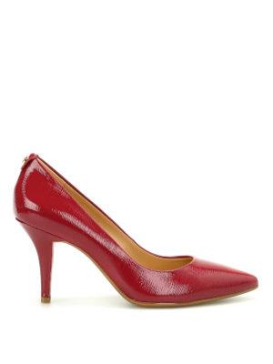 Michael Kors: court shoes - Flex patent pumps
