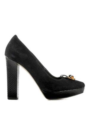 Michael Kors: court shoes - Gloria suede pumps