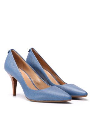 Michael Kors: court shoes online - Flex leather mid pumps