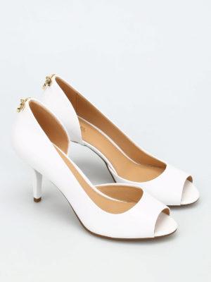 Michael Kors: court shoes online - Hamilton patent leather court shoes