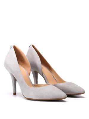 Michael Kors: court shoes online - Nathalie Flex suede pumps