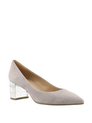 Michael Kors: court shoes online - Paloma suede pumps