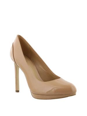 Michael Kors: court shoes online - Yasmin patent leather pumps