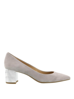 Michael Kors: court shoes - Paloma suede pumps