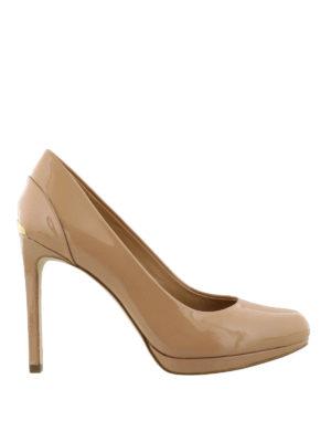 Michael Kors: court shoes - Yasmin patent leather pumps
