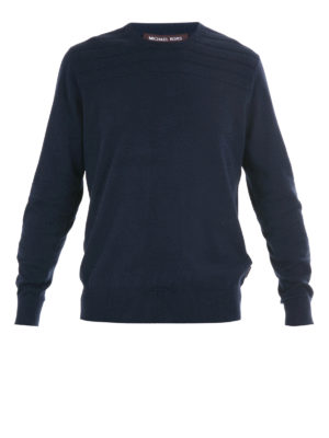 Michael Kors: crew necks - Cotton crewneck