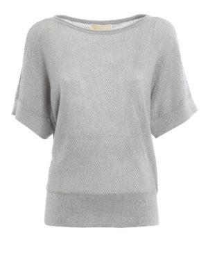 Michael Kors: crew necks - Dolman sleeves crewneck