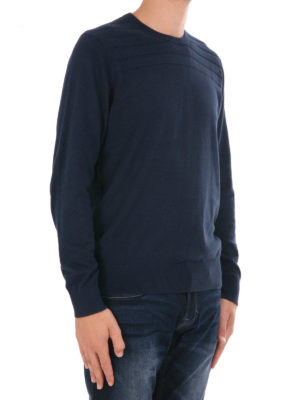 Michael Kors: crew necks online - Cotton crewneck