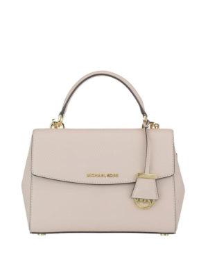 MICHAEL KORS: borse a tracolla - Piccola tracolla Ava rosa chiaro