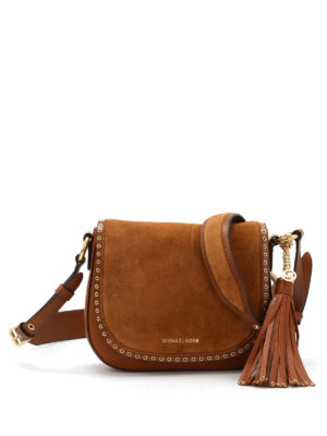 Michael Kors: cross body bags - Brooklyn medium cross body bag
