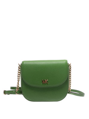 ... cross body bag. £ 341.00. MICHAEL KORS  borse a tracolla - Borsa a  tracolla Half Dome verde bandiera 109544fb9fe6e