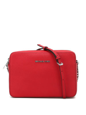 Michael Kors: cross body bags - Jet Set Travel crossbody