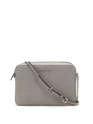 Michael Kors: cross body bags - Jet Set Travel large crossbody