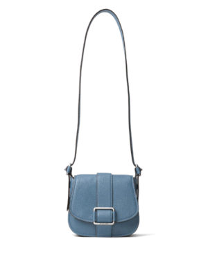 Michael Kors: cross body bags - Maxine leather crossbody