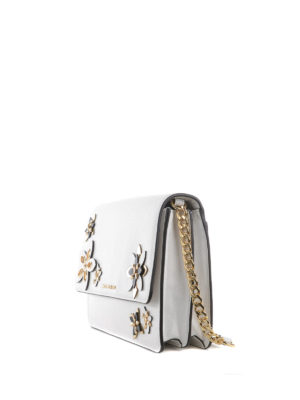 Michael Kors: cross body bags online - Daniela Flowers crossbody bag