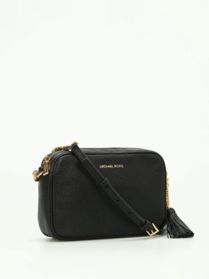 Michael Kors: cross body bags online - Ginny leather camera bag
